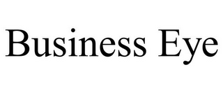 mark for BUSINESS EYE, trademark #85753562