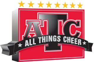 mark for ATC ALL THINGS CHEER, trademark #85753837
