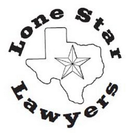 mark for LONE STAR LAWYERS, trademark #85753993