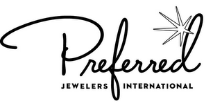 mark for PREFERRED JEWELERS INTERNATIONAL, trademark #85754008