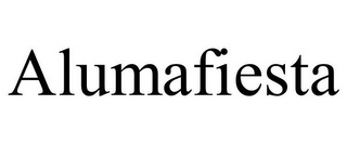 mark for ALUMAFIESTA, trademark #85754065