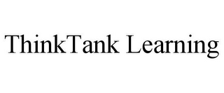 mark for THINKTANK LEARNING, trademark #85754162