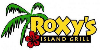 mark for ROXY'S ISLAND GRILL, trademark #85754268