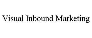 mark for VISUAL INBOUND MARKETING, trademark #85754275