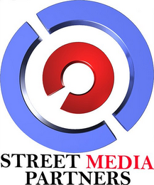 mark for STREET MEDIA PARTNERS, trademark #85754296