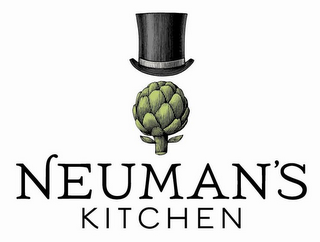 mark for NEUMAN'S KITCHEN, trademark #85754312