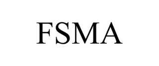 mark for FSMA, trademark #85754339