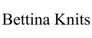 mark for BETTINA KNITS, trademark #85754905