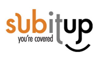 mark for SUBITUP YOU'RE COVERED, trademark #85754927