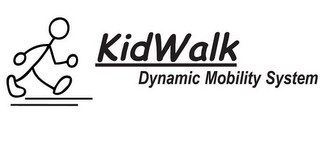 mark for KIDWALK DYNAMIC MOBILITY SYSTEM, trademark #85754979