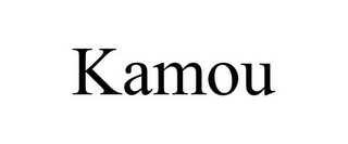 mark for KAMOU, trademark #85755021