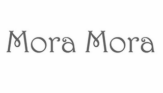 mark for MORA MORA, trademark #85755055