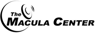 mark for THE MACULA CENTER, trademark #85755211