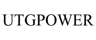 mark for UTGPOWER, trademark #85755301
