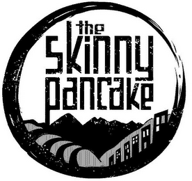 mark for THE SKINNY PANCAKE, trademark #85755355