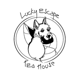 mark for LUCKY ESCAPE TEA HOUSE, trademark #85755381