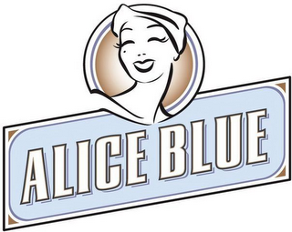 mark for ALICE BLUE, trademark #85755539