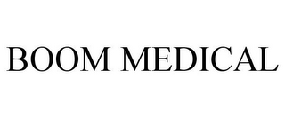 mark for BOOM MEDICAL, trademark #85755678