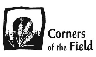 mark for CORNERS OF THE FIELD, trademark #85755966