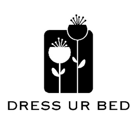 mark for DRESS UR BED, trademark #85756117