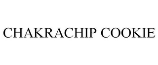 mark for CHAKRACHIP COOKIE, trademark #85756197