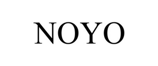 mark for NOYO, trademark #85756216