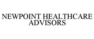 mark for NEWPOINT HEALTHCARE ADVISORS, trademark #85756233