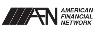 mark for AFN AMERICAN FINANCIAL NETWORK, trademark #85756329