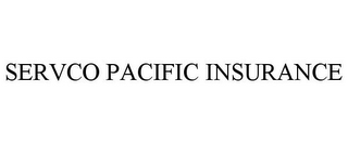 mark for SERVCO PACIFIC INSURANCE, trademark #85756369