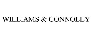 mark for WILLIAMS & CONNOLLY, trademark #85756402