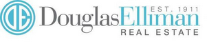 mark for DE DOUGLAS ELLIMAN REAL ESTATE EST. 1911, trademark #85756657