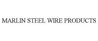 mark for MARLIN STEEL WIRE PRODUCTS, trademark #85756831