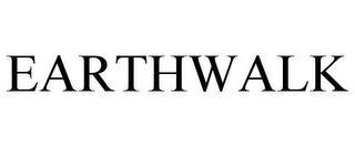 mark for EARTHWALK, trademark #85756836