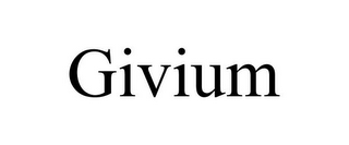 mark for GIVIUM, trademark #85756908