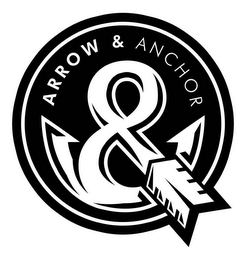 mark for ARROW & ANCHOR, trademark #85756916