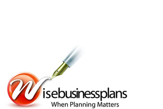 mark for WISEBUSINESSPLANS WHEN PLANNING MATTERS, trademark #85757066
