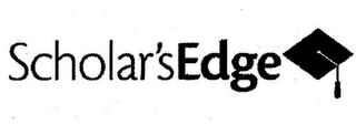 mark for SCHOLAR'S EDGE, trademark #85757107
