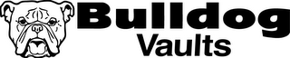 mark for BULLDOG VAULTS, trademark #85757309