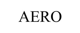 mark for AERO, trademark #85757393