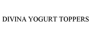 mark for DIVINA YOGURT TOPPERS, trademark #85757419
