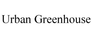 mark for URBAN GREENHOUSE, trademark #85757473