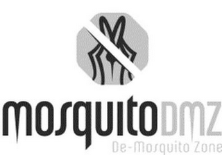 mark for MOSQUITODMZ DE-MOSQUITO ZONE, trademark #85757609