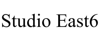 mark for STUDIO EAST6, trademark #85757643