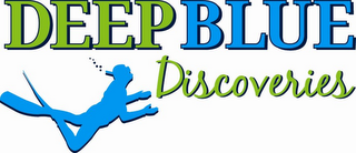 mark for DEEP BLUE DISCOVERIES, trademark #85757754