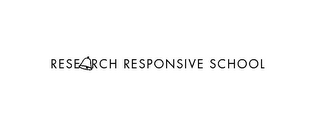 mark for RESEARCH RESPONSIVE SCHOOL, trademark #85757790