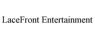 mark for LACEFRONT ENTERTAINMENT, trademark #85757923