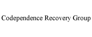 mark for CODEPENDENCE RECOVERY GROUP, trademark #85757986