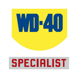mark for WD-40 SPECIALIST, trademark #85758027