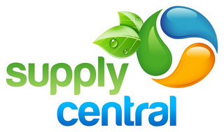 mark for SUPPLY CENTRAL, trademark #85758060