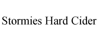 mark for STORMIES HARD CIDER, trademark #85758089